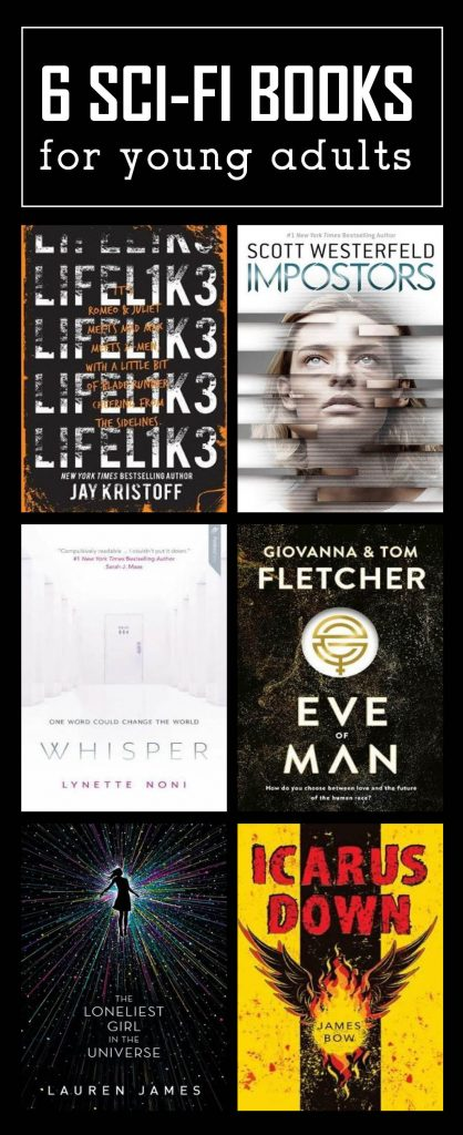 6 Science Fiction Books For Young Adults - My Blog-3748