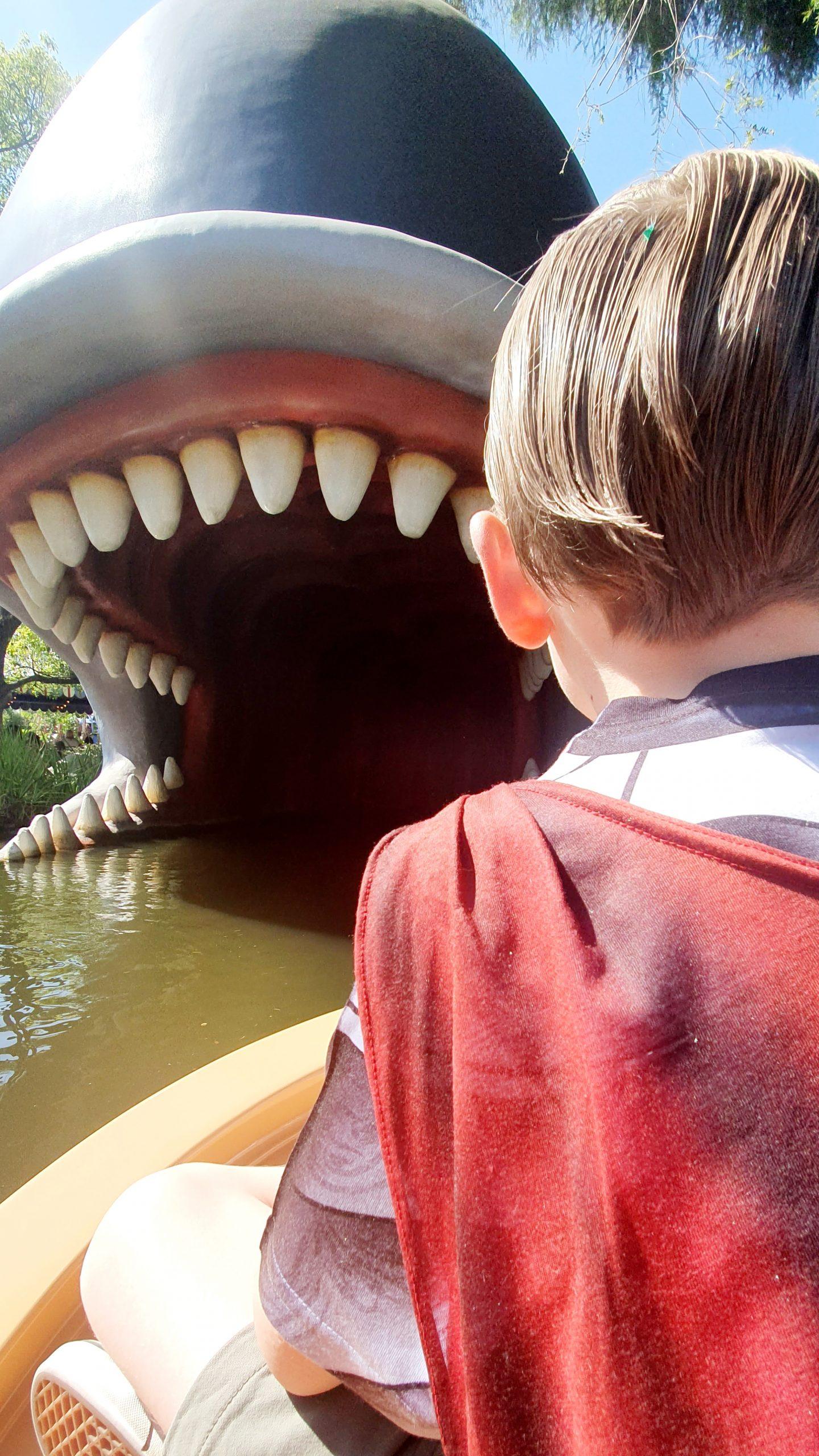 Disneyland Fantasyland Storybook Land Canal Boats
