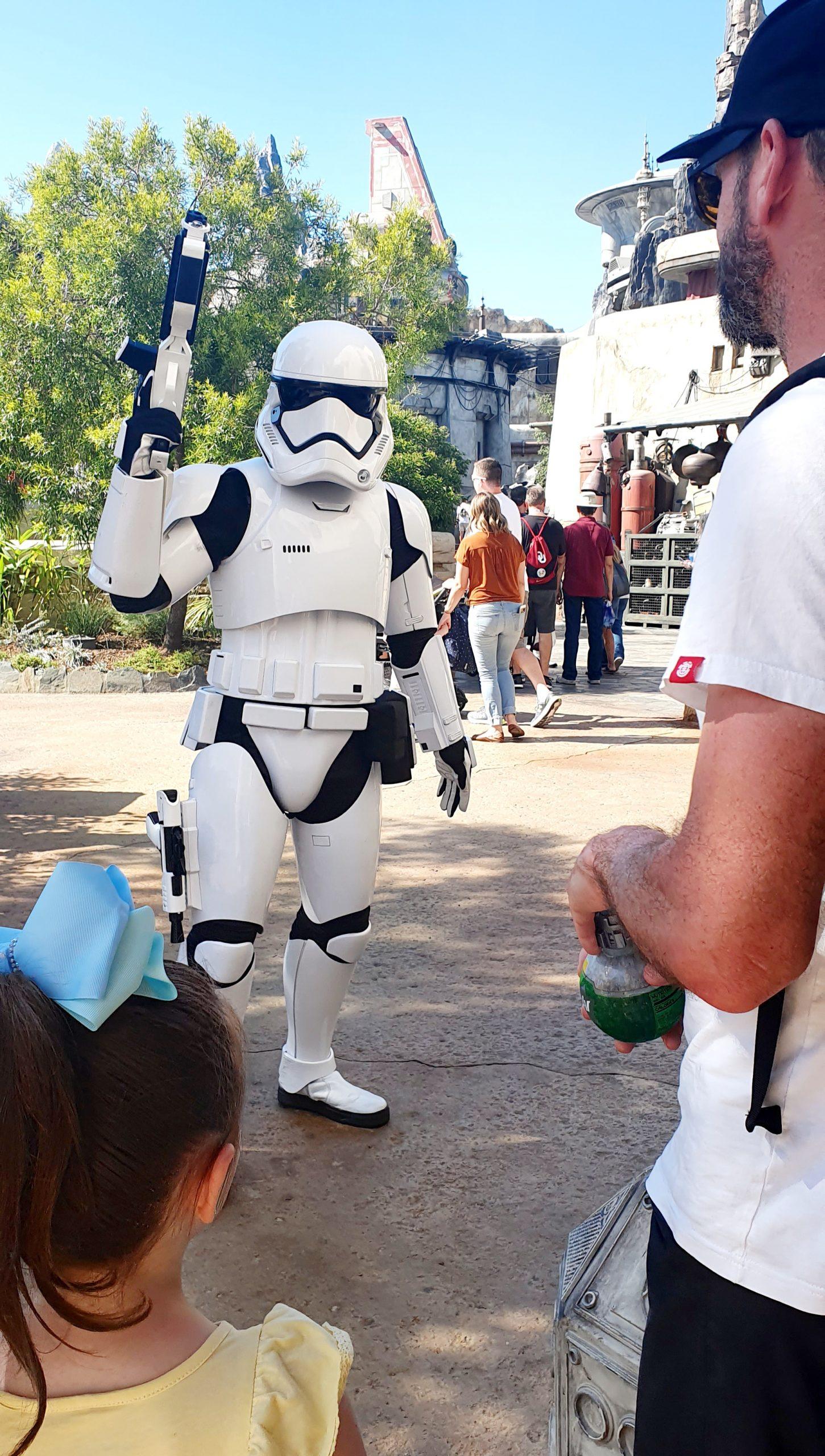 Disneyland Stormtrooper