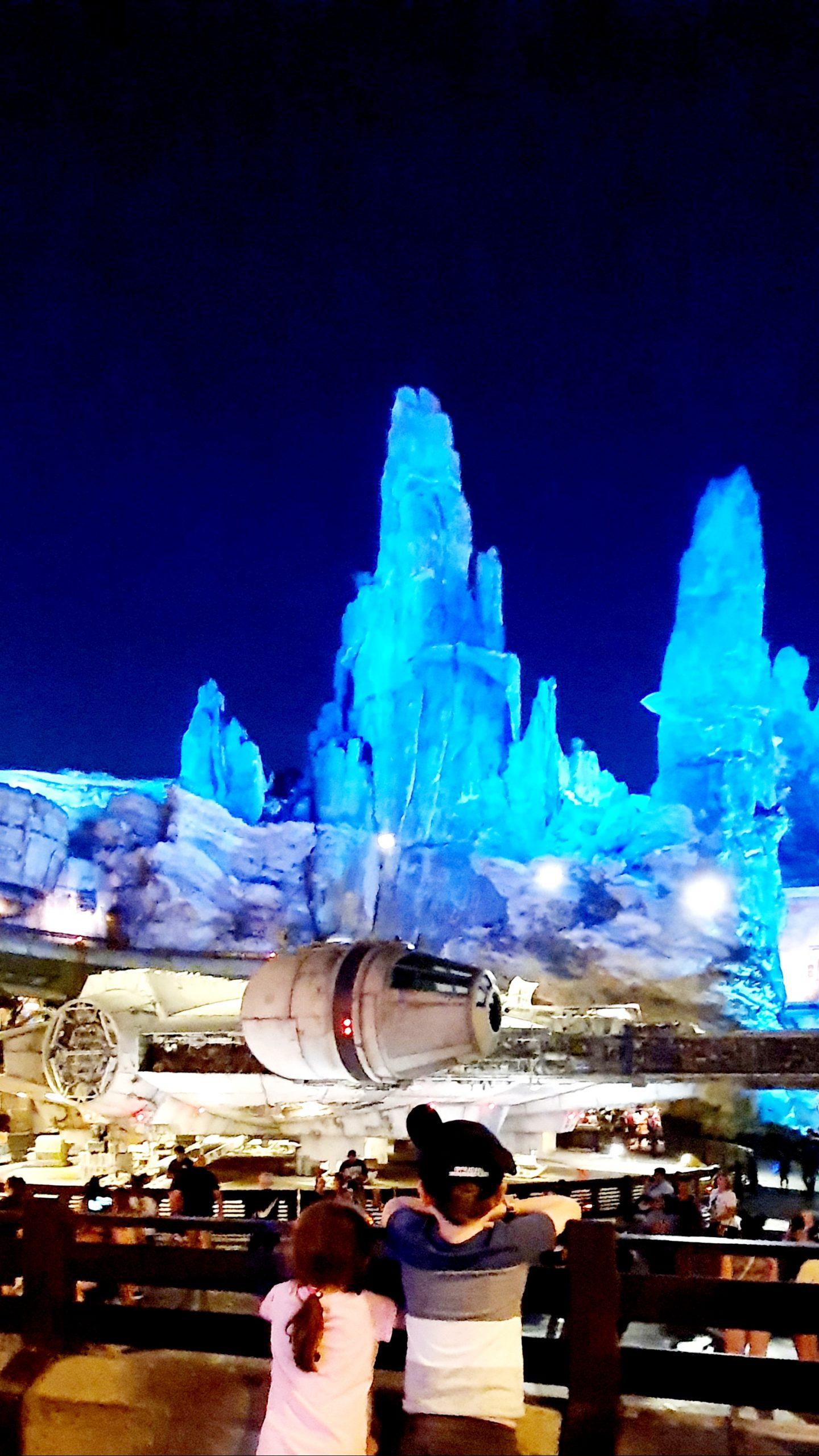 Star Wars Galaxy's Edge Millennium Falcon