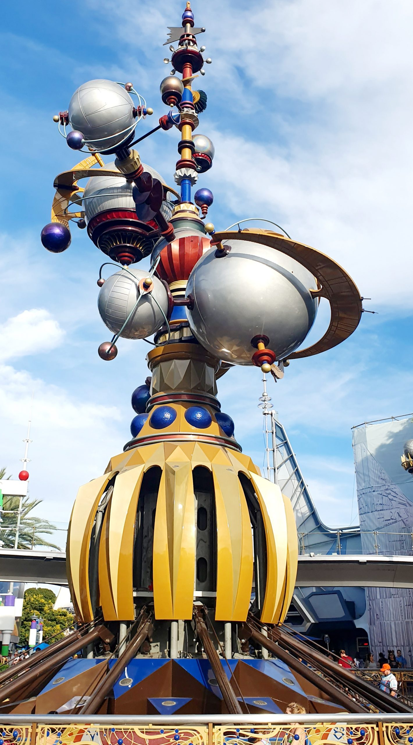 Disneyland Tomorrowland Astro Orbitor