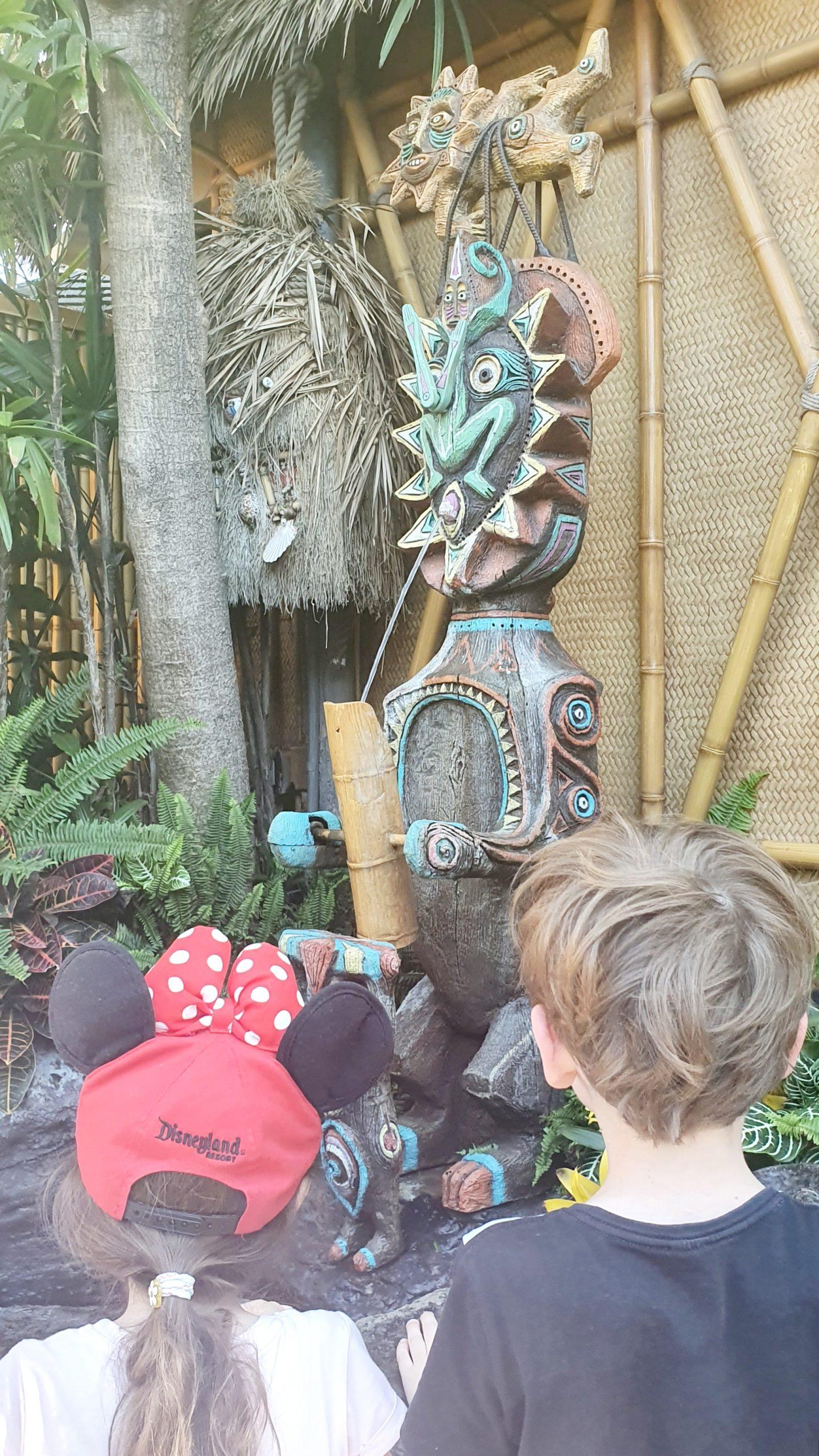 Disneyland Adventureland Enchanted Tiki Room