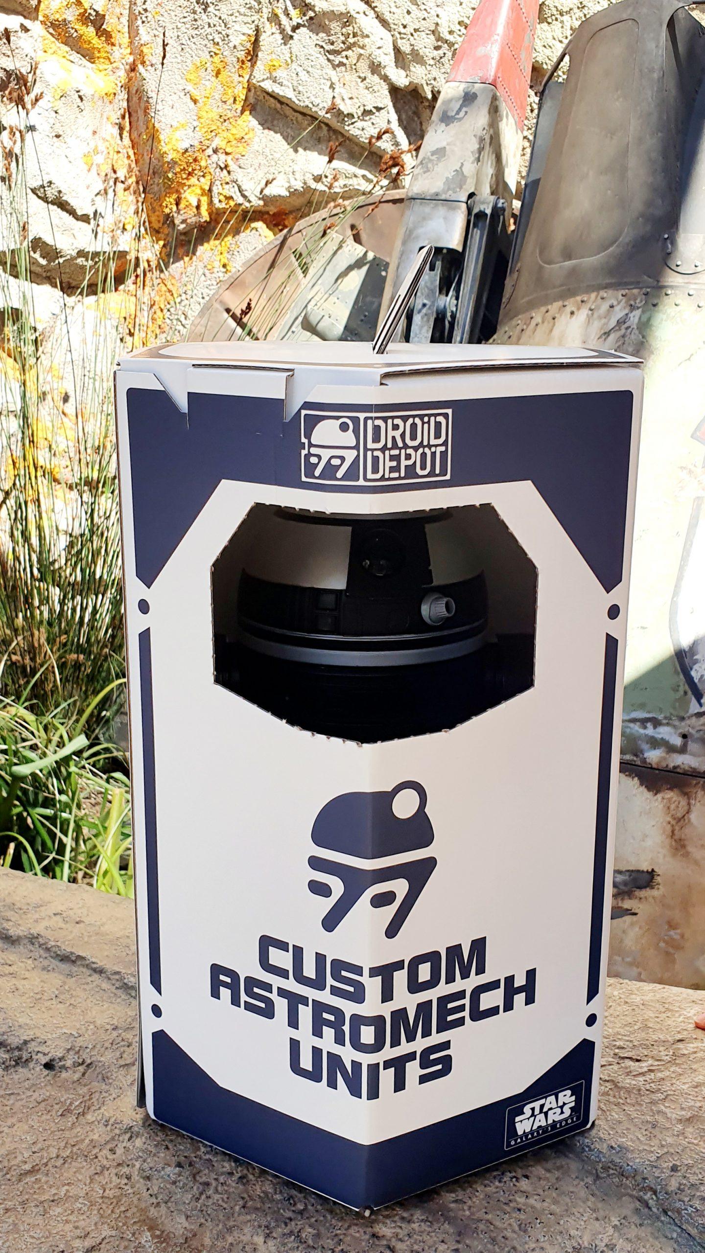 Disneyland Droid Depot