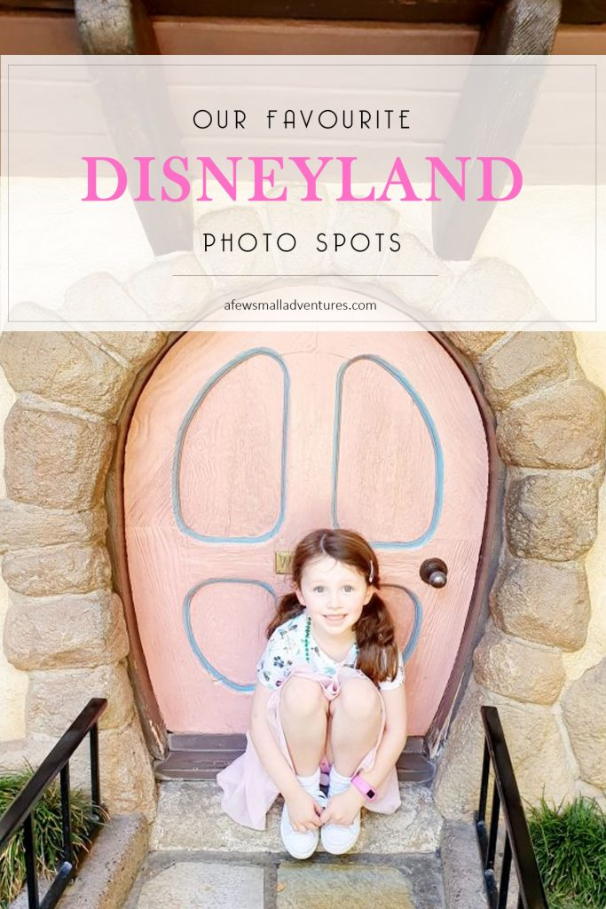 Our Favourite Photo Spots at Disneyland