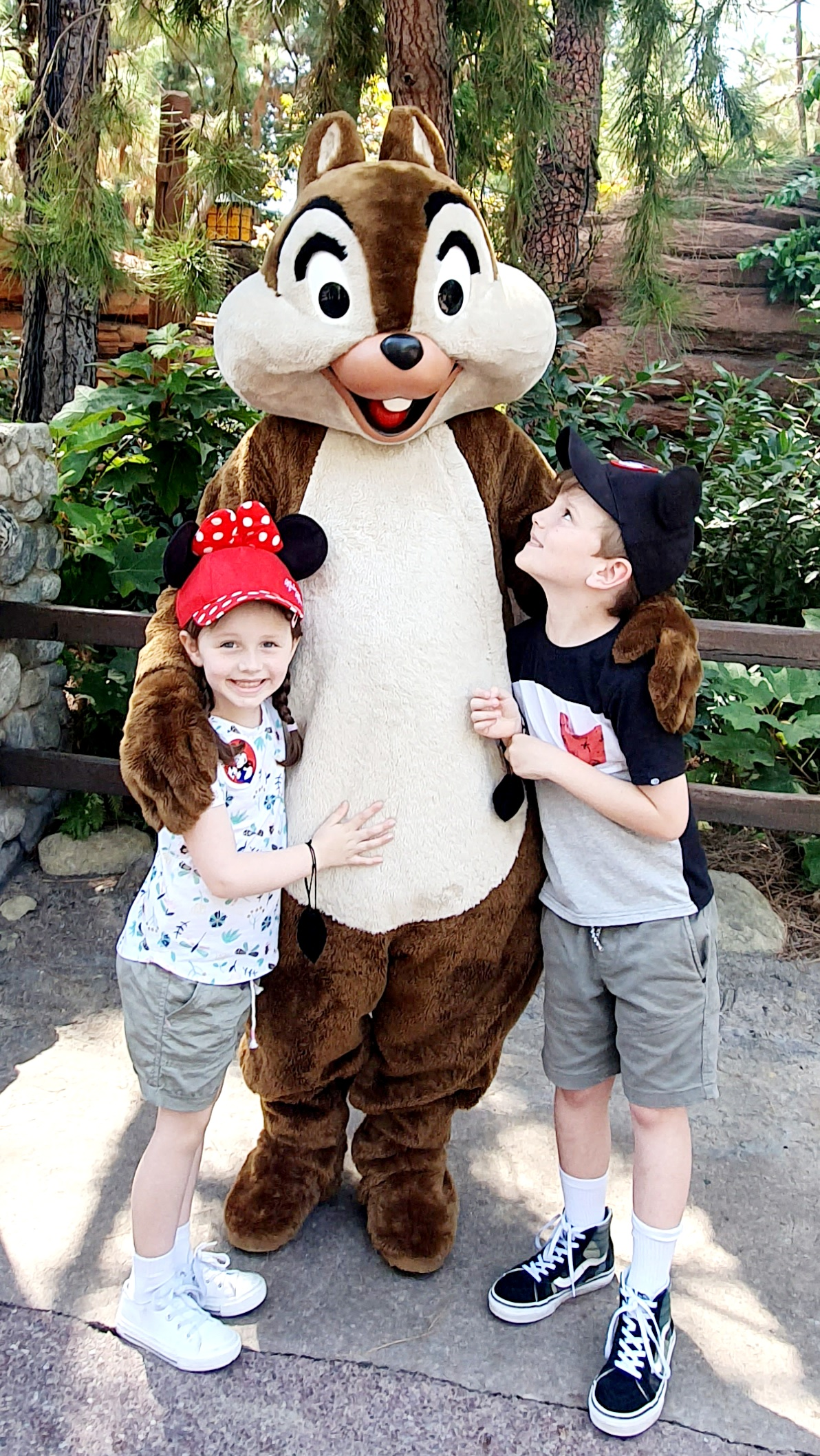 California Adventure Photo Spots - Disney Character Meet and Greets