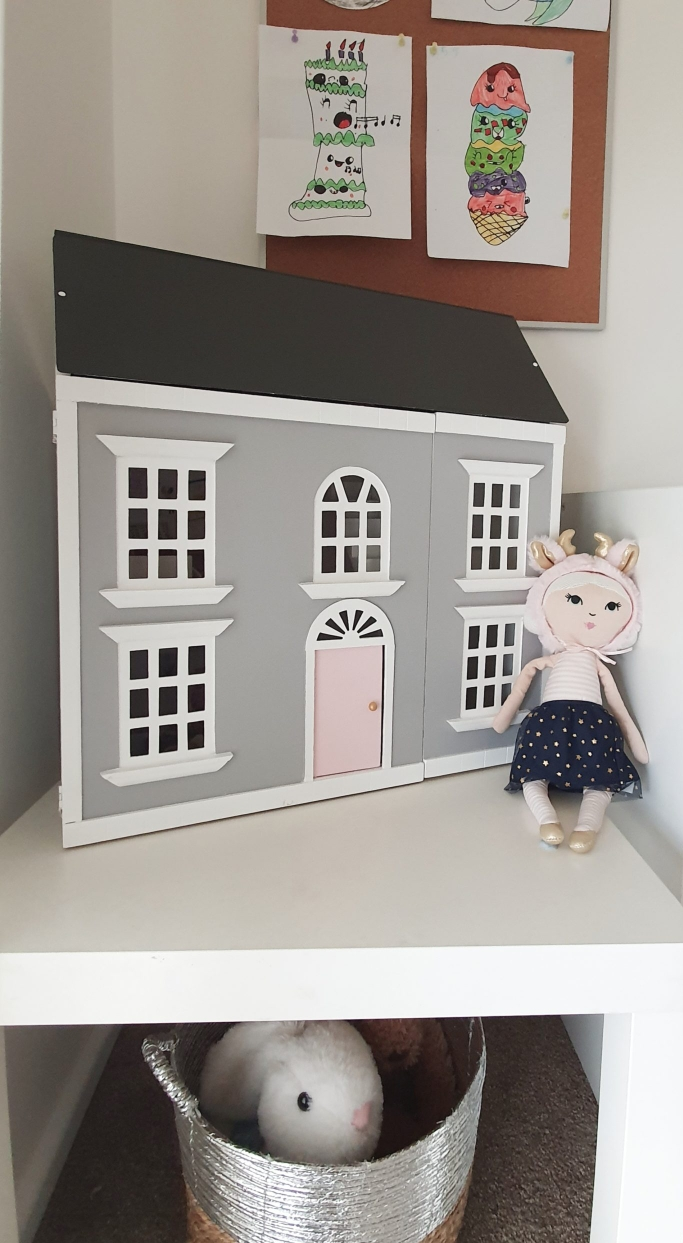 Our Little Playroom - Wooden Doll House