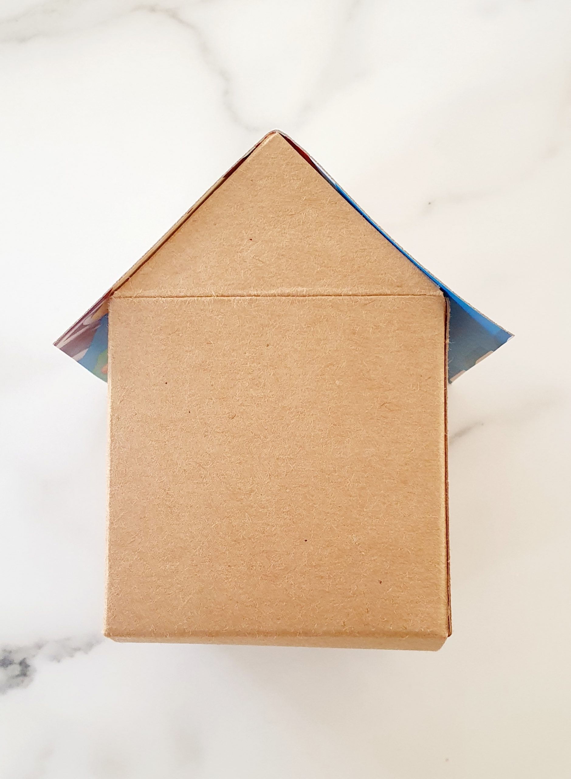 Birdhouse Treasure Box | A Few Small Adventures
