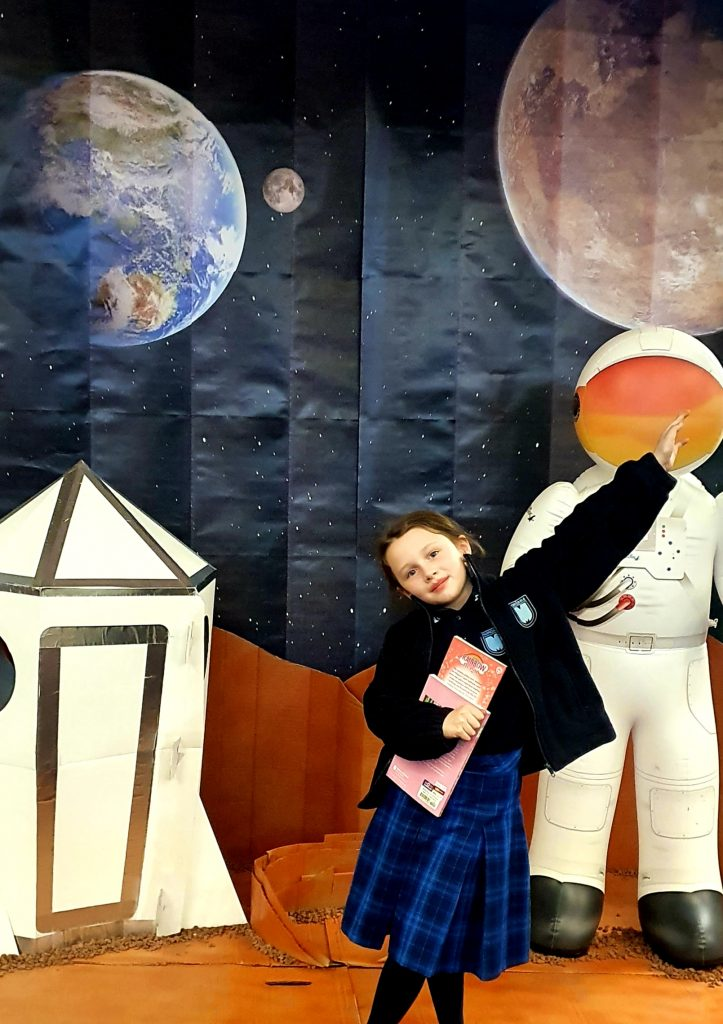 Old Worlds, New Worlds, Other Worlds | Book Week Display 2021